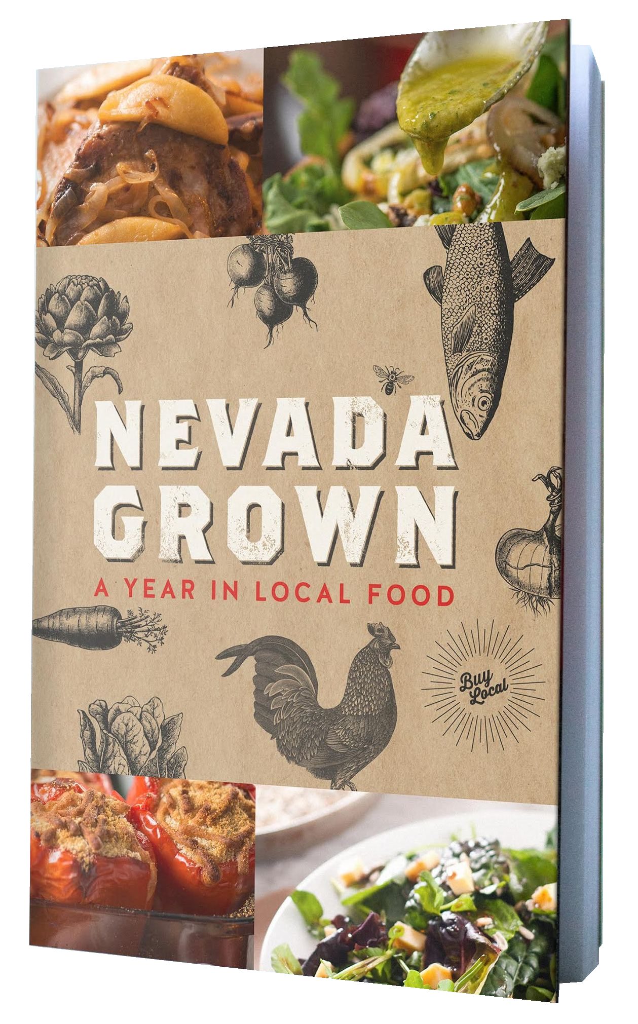 Nevada Grown Cookbook