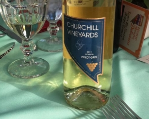Churchill Vineyards, Fallon