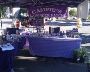 Campie's Lavender Patch, Stage Coach