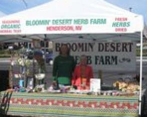 Bloomin' Desert Herb Farm, Henderson